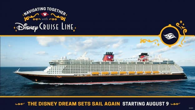 Disney Cruise Line graphic