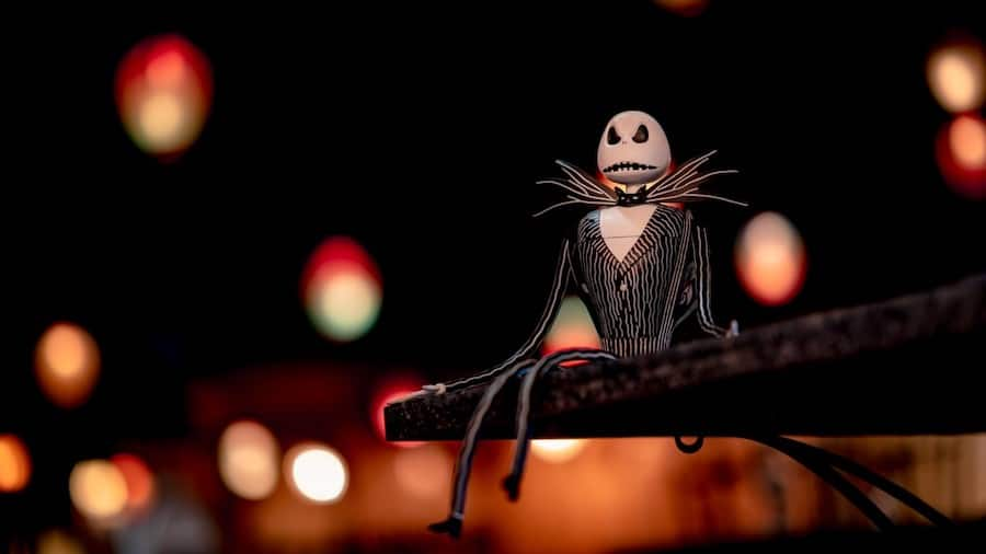 Jack Skellington sipper from French Market and Harbour Gallery in Disneyland Park