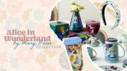 Alice in Wonderland gifts inspired by Mary Blair