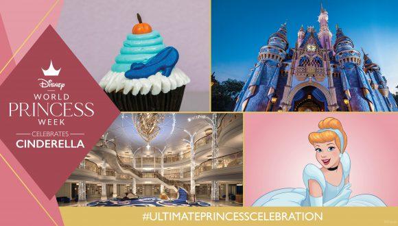 Disney World Princess Week Celebrates Cinderella