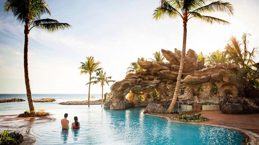Pool at Aulani, A Disney Resort & Spa