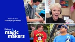 Next Round of Winners for Disney Magic Makers