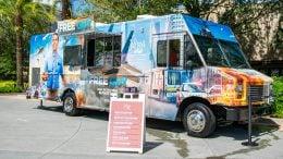 Joffrey's Free Guy Coffee Truck at Disney Springs