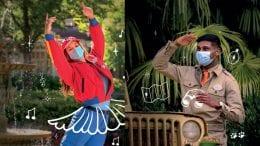 Disneyland Paris cast members