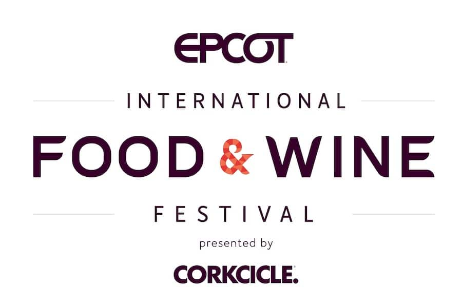 EPCOT International Food & Wine Festival presented by CORKCICLE logo