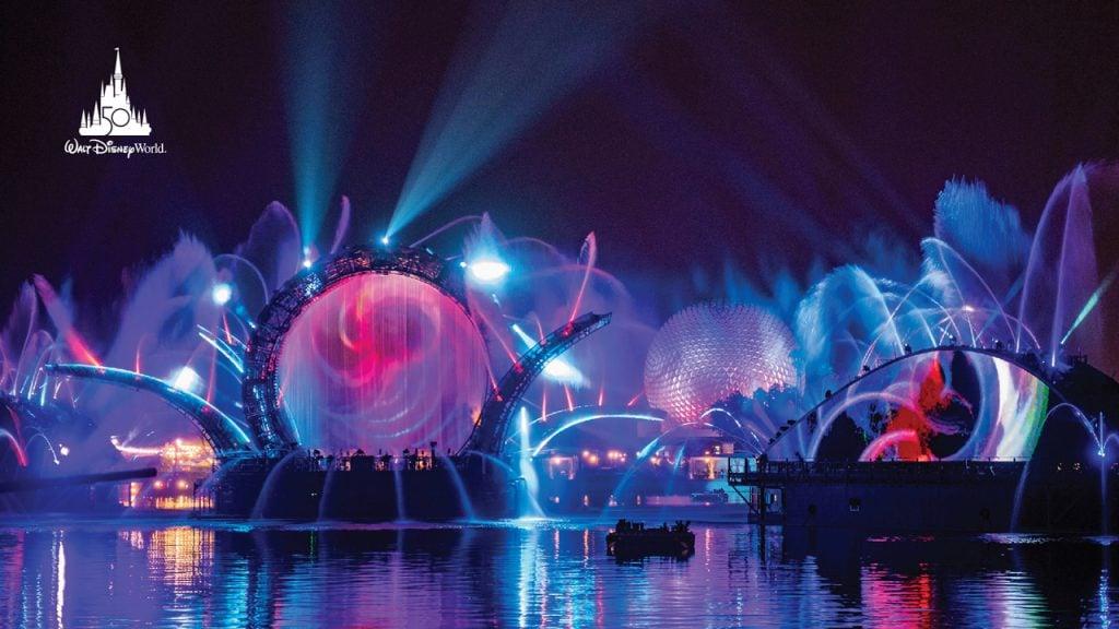 """Harmonious"" at EPCOT Walt Disney World Nighttime Spectaculars"