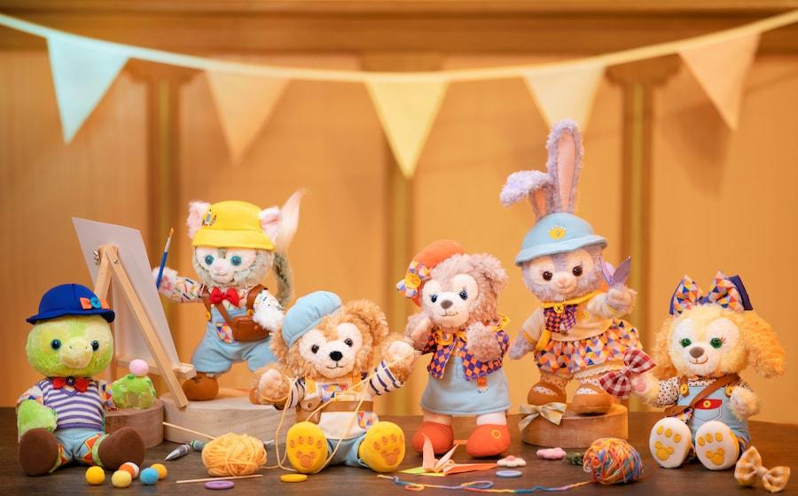 Duffy & Friends merchandise and plush