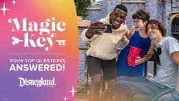 Magic Key - Your top questions, answered! - Disneyland Resort