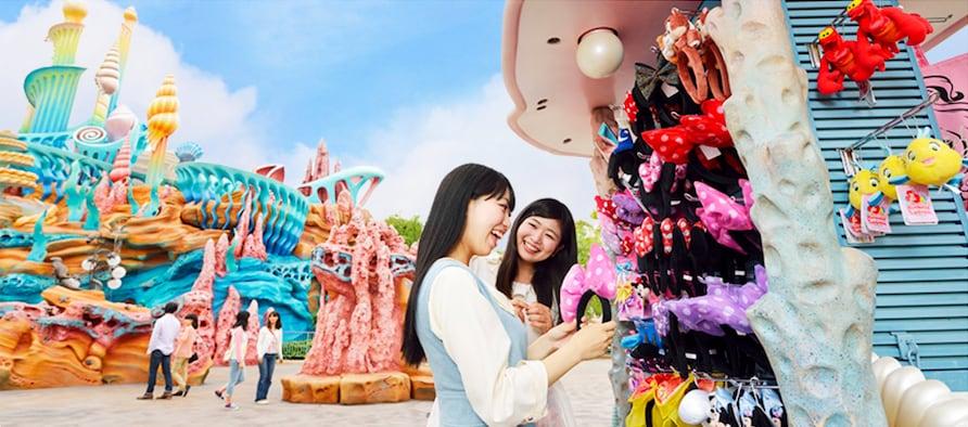 Mermaid Memories at Tokoy Disney Resort