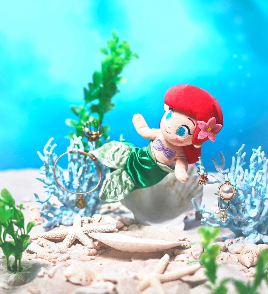 New Ariel Disney nuiMOs