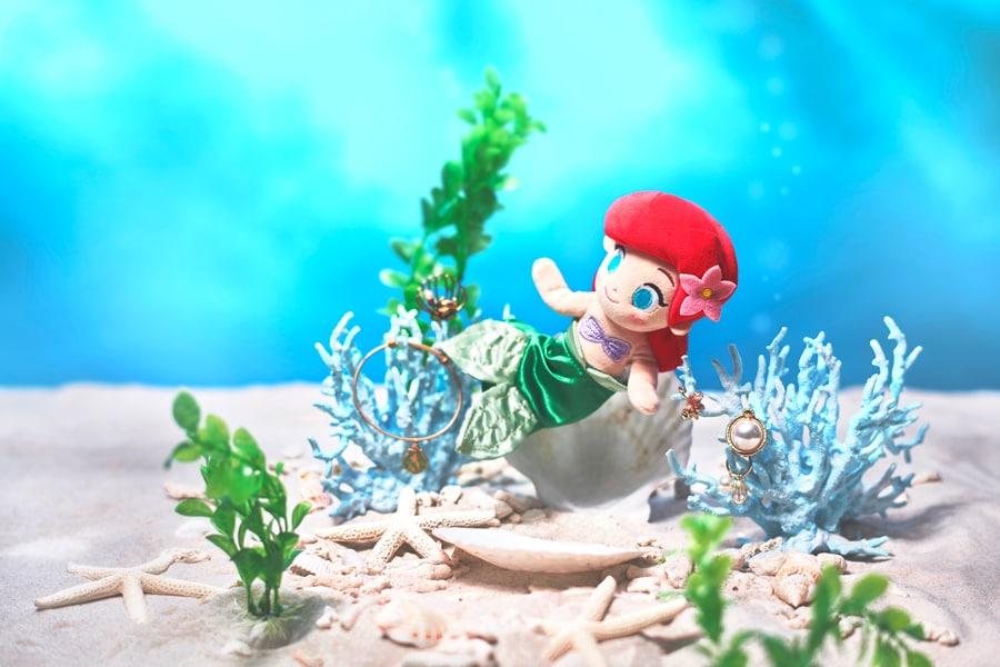 Ariel Disney nuiMOs