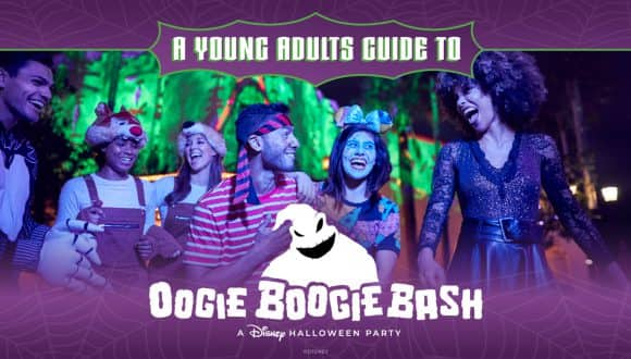 A Young Adults Guide to Oogie Boogie Bash – A Disney Halloween Party