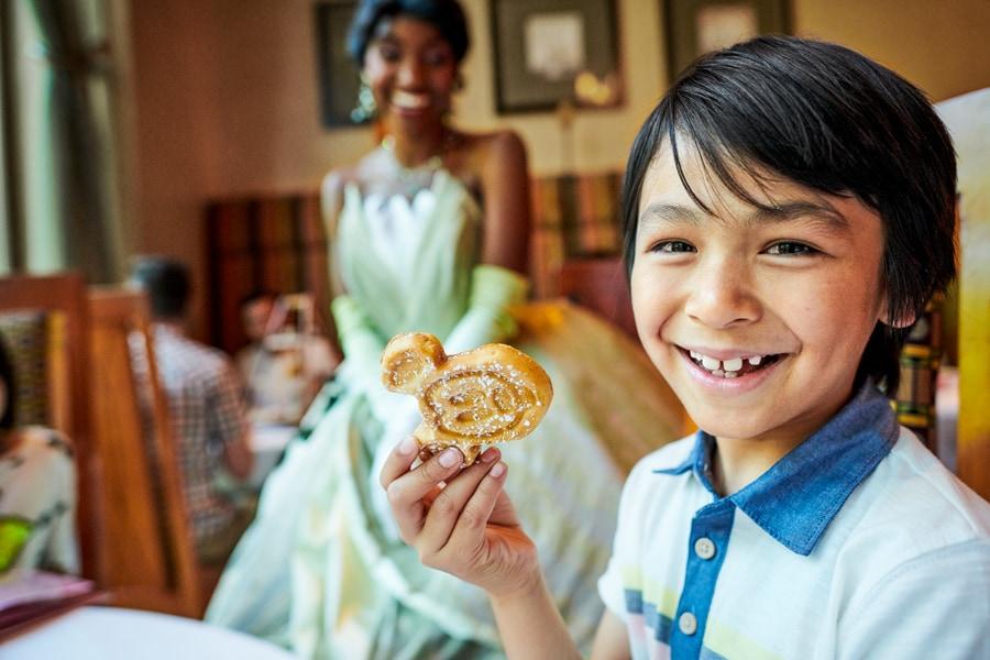 Disney Princess Breakfast Adventuresat Napa Rose at Disney's Grand Californian Hotel & Spa