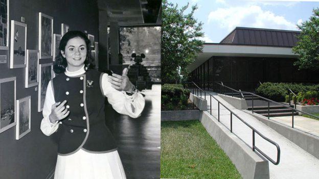 Debby Dane Browne, the first Walt Disney World Ambassador at The Preview Center at Walt Disney World Resort