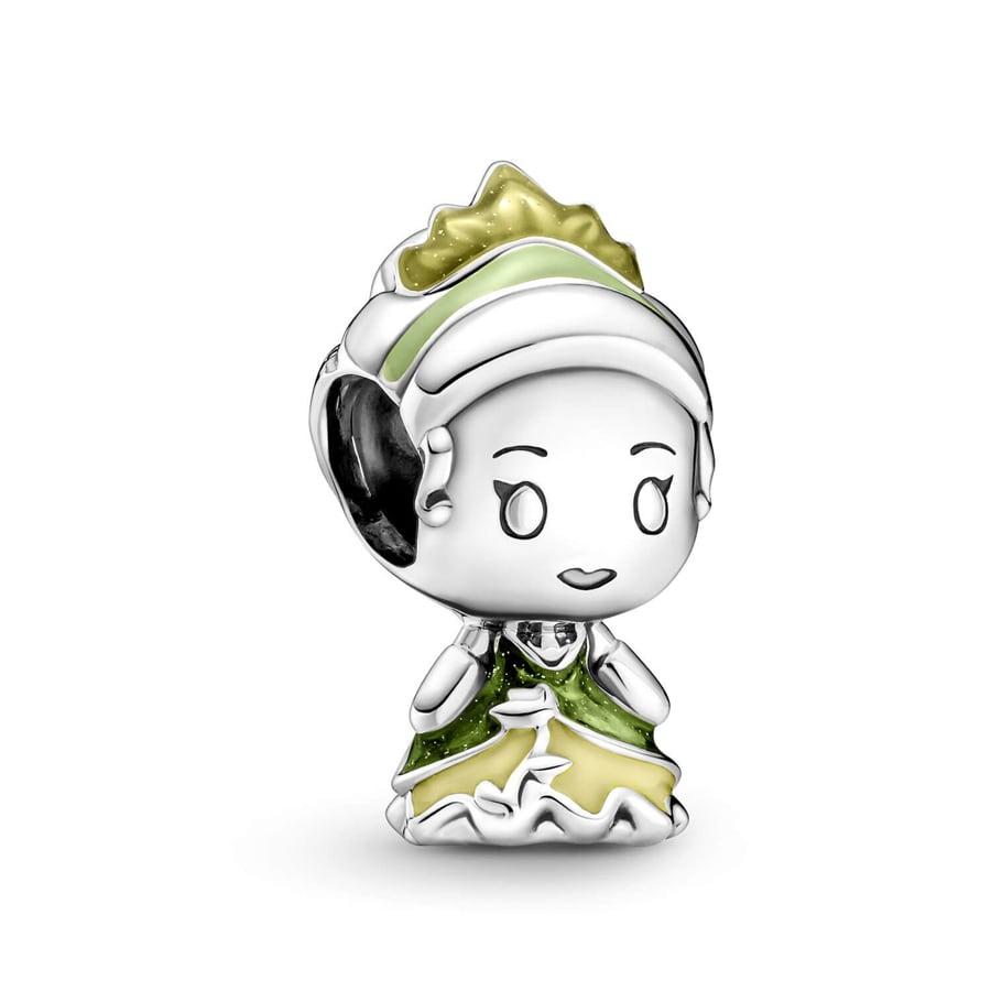 Pandora charm featuring Tiana