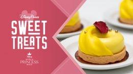 World Princess Week Sweet Treats graphic