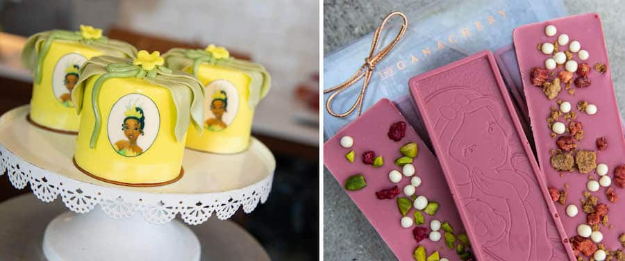 Princess-themed treats from Disney Springs
