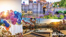 Collage of Disneyland Resort images from planDisney Panelist Andres V.