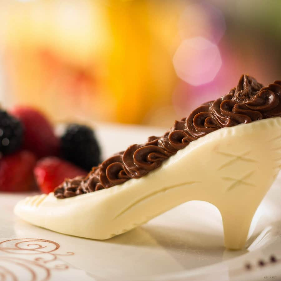 Cinderella Slipper at Cinderella's Royal Table