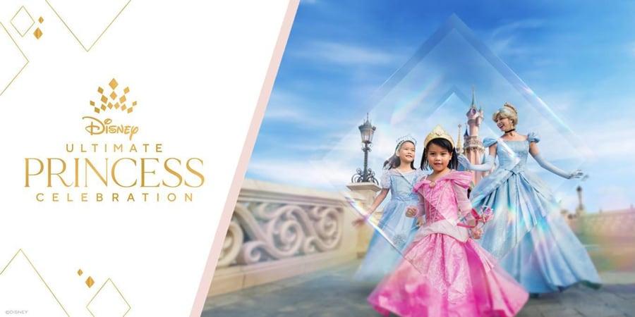Ultimate Princess Celebration at Disneyland Paris