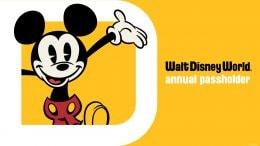 Walt Disney World Annual Passholder
