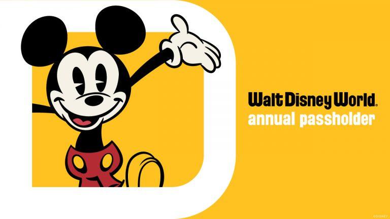Disney World introduz novo programa de ingresso anual