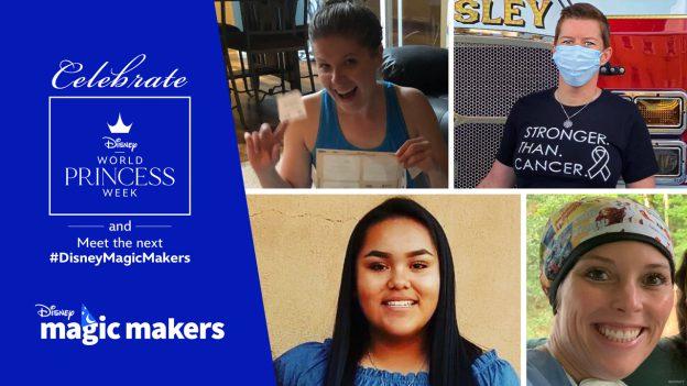 Celebrate World Princess Week and meet the next #DisneyMagicMakers