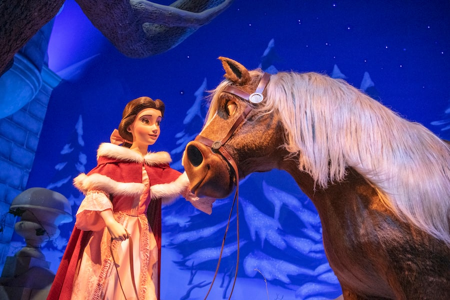 Enchanted Tale of Beauty and the Beast at Tokyo Disney Resort