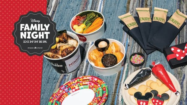 Family Night Dinner graphic