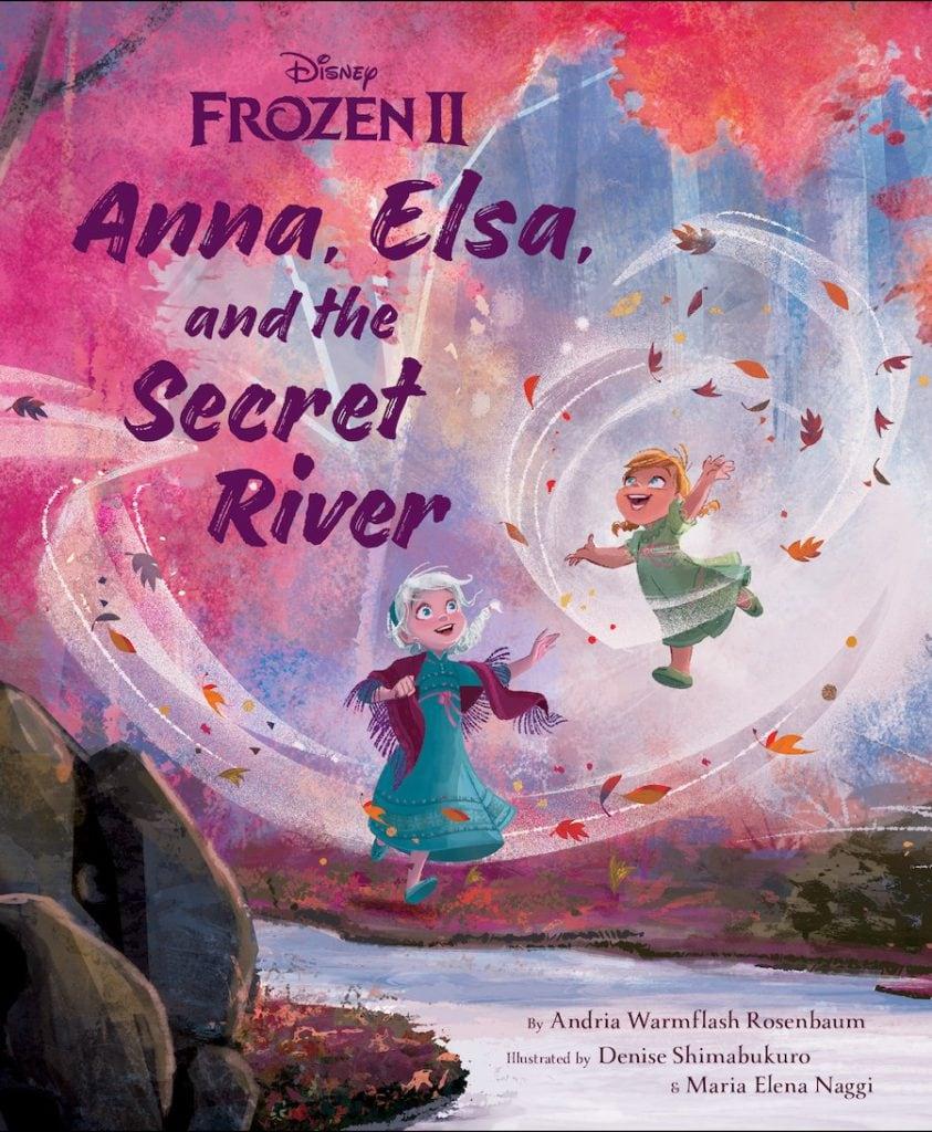 """""""Anna, Elsa and the Secret River"""""""