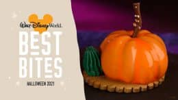 Walt Disney World Best Bites August 2021