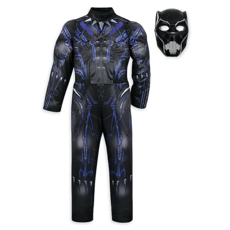 "Black Panther Light-Up Adaptive Costume for Kids - Marvel Studios' ""Black Panther"""