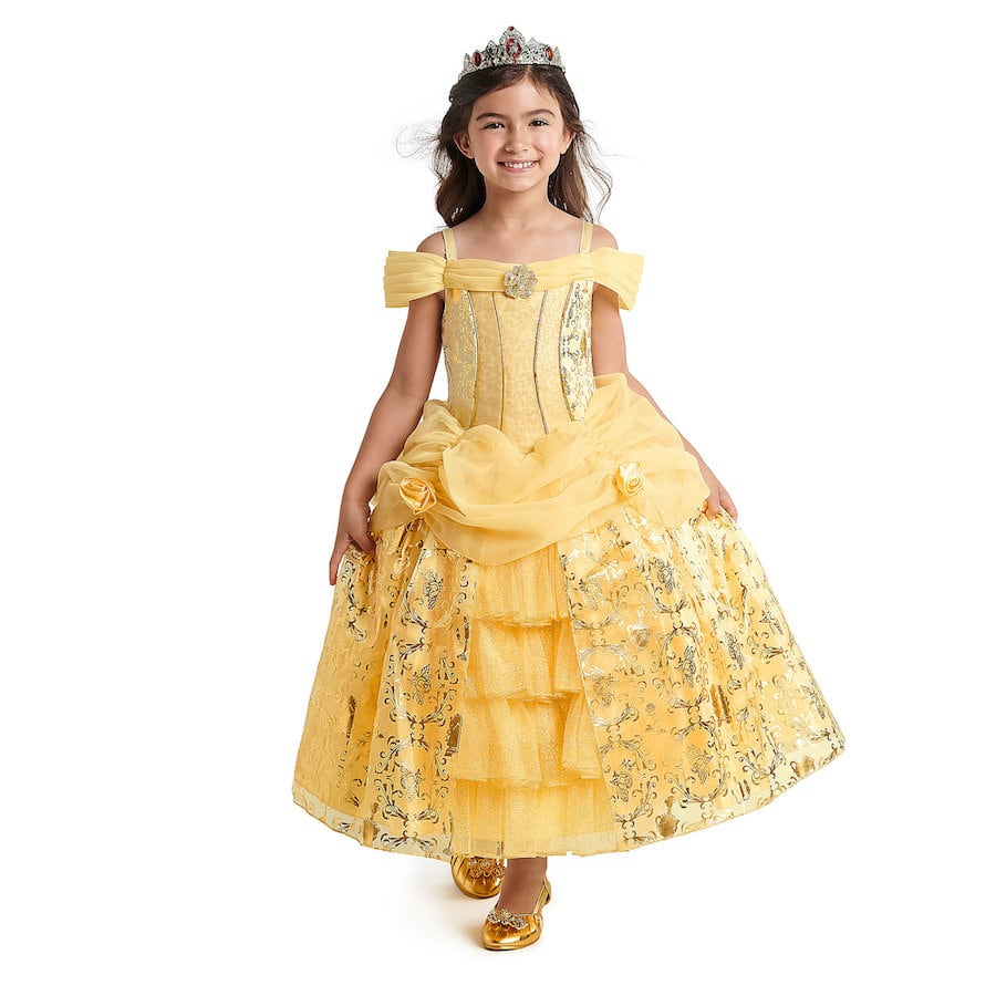"""Belle Deluxe Costume for Kids – Walt Disney Animation Studios' """"Beauty and the Beast"""""""