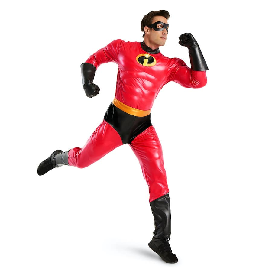 """Mr. Incredible Costume for Adults – Disney and Pixar's """"Incredibles 2"""""""