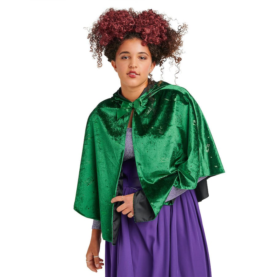 "Winifred Sanderson Costume Accessory Set for Adults – Disney Studios' ""Hocus Pocus"""