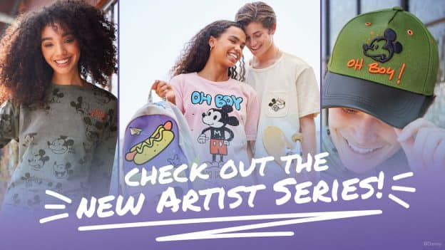 Check out the New Artist Series!