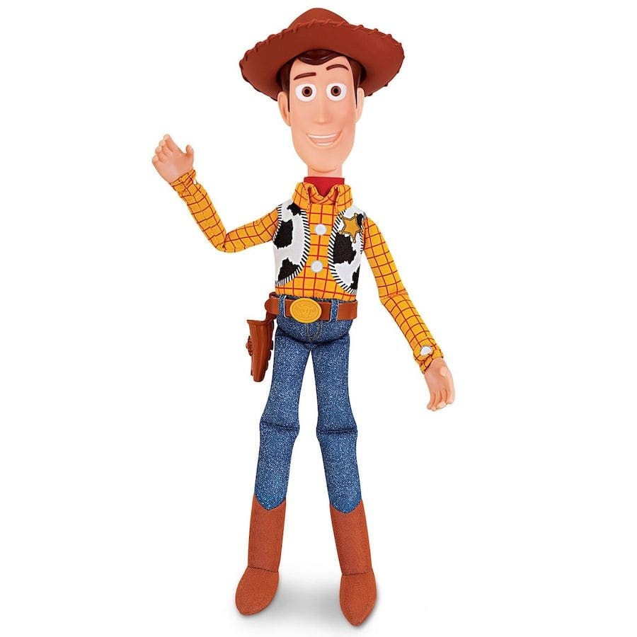 Sheriff Woody doll from Target