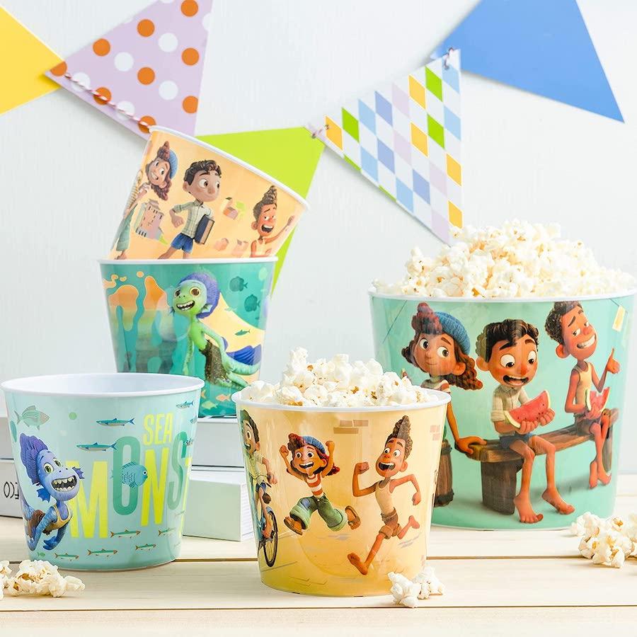 Disney and Pixar's Luca Popcorn Buckets by Zak Designs