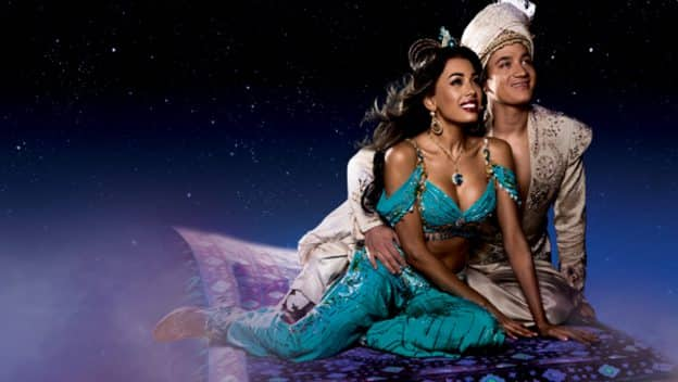 """Aladdin"" on Broadway"