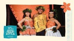 Cast members at Aulani, A Disney Resort & Spa