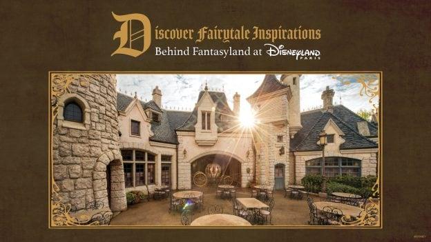 Discover Fantasyland at Disneyland Paris graphic