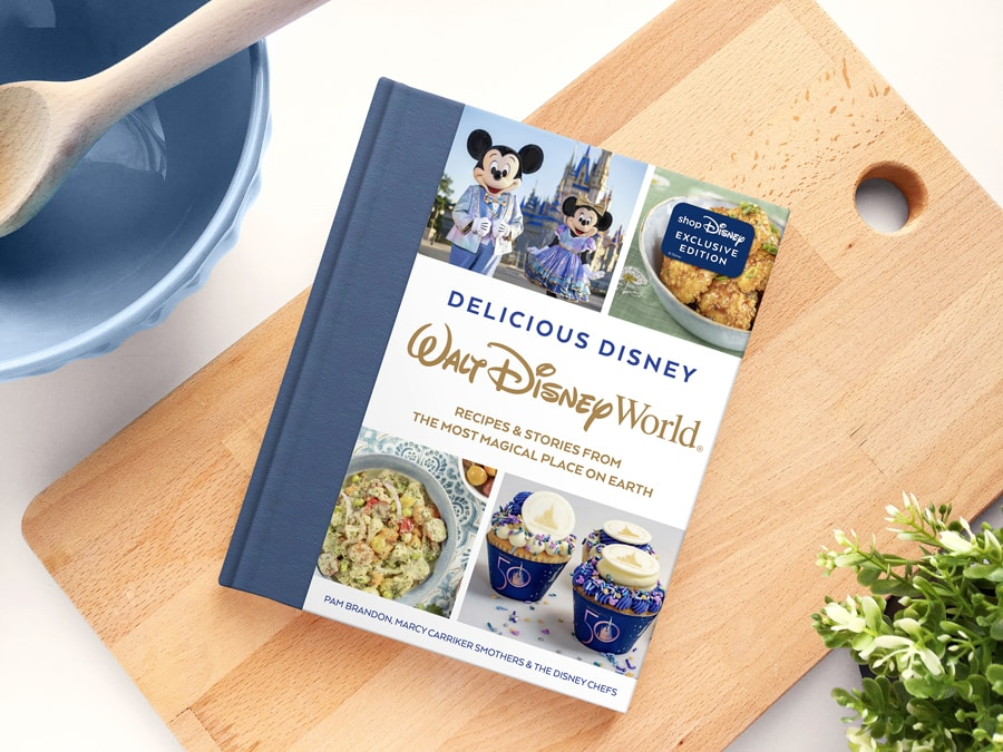 Delicious Disney: Recipes & Stories from the Most Magical Place on Earth