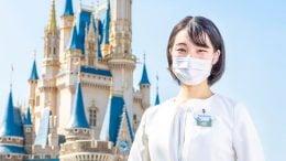 Mika, Tokyo Disney Resort Ambassador