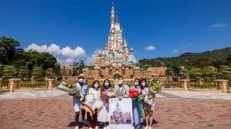 Hong Kong Disneyland Ambassador Finalists