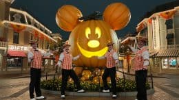 Dapper Dans at Disneyland Resort