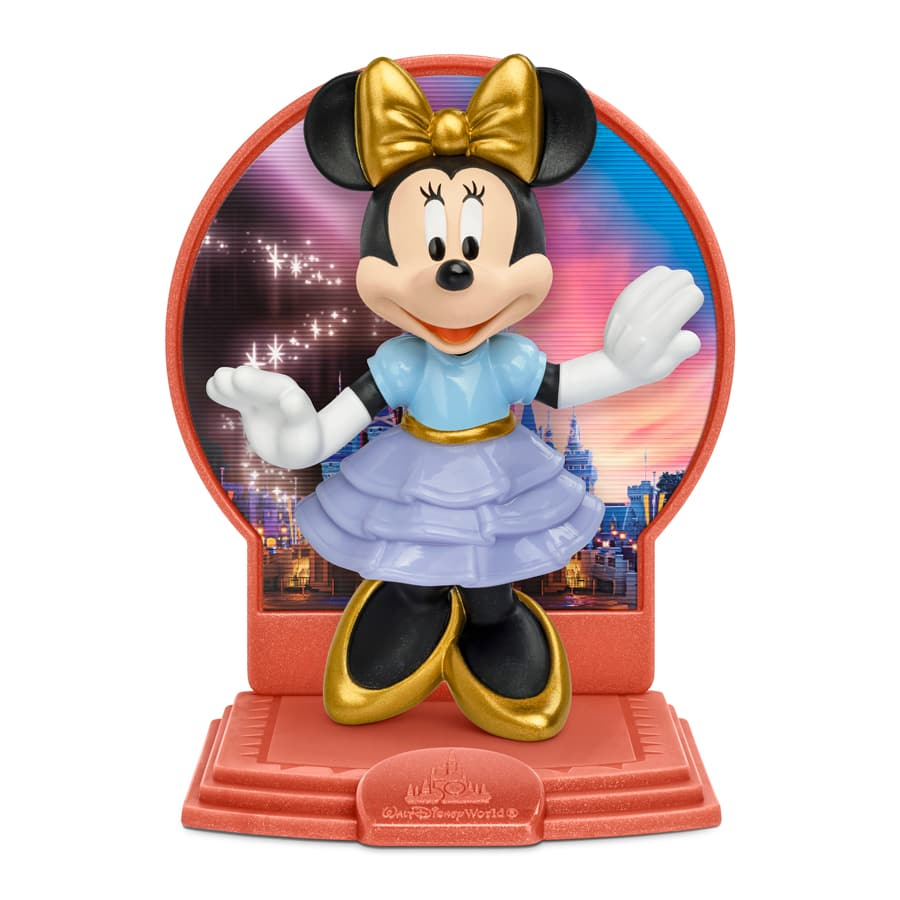 Celebration Minnie Mouse Happy Meal® toy