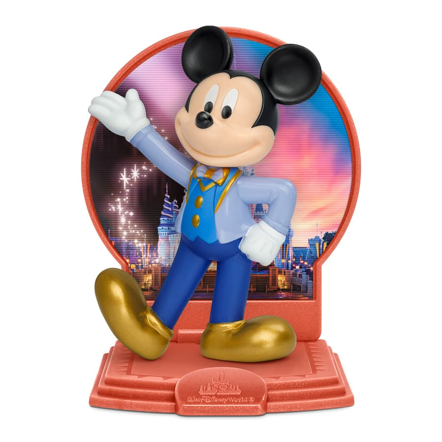 Celebration Mickey Mouse Happy Meal® toy