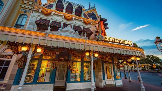 Sunset with Main Street Confectionery hosted by Mars Wrigleyis reopening on Sept. 29 2021