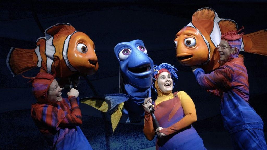 """Disney confirma nova versão de """"Finding Nemo — The Musical"""" para 2022"""