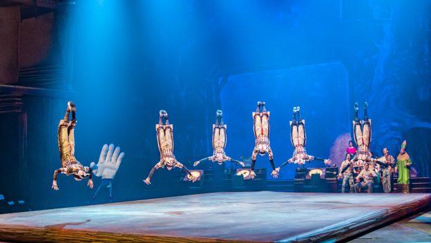Drawn to Life presented by Cirque du Soleil & Disney